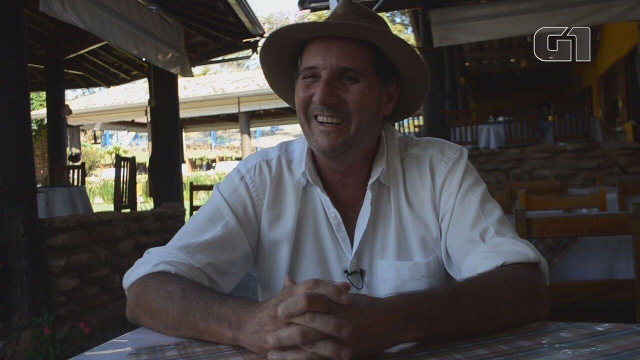 Comerciante fala sobre história da Venda do Chico com a Rodovia Fernão Dias