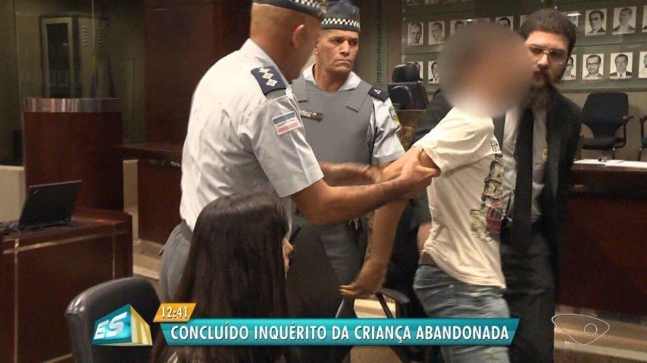 Mãe que abandonou criança na BR-101 fugia de abusos do pai, conclui polícia do ES