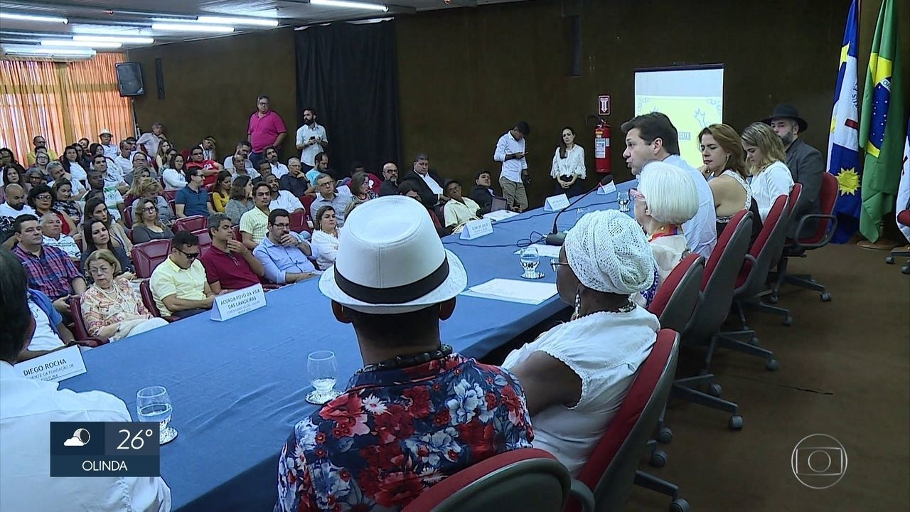Programação do São João do Recife conta com 36 arraiais