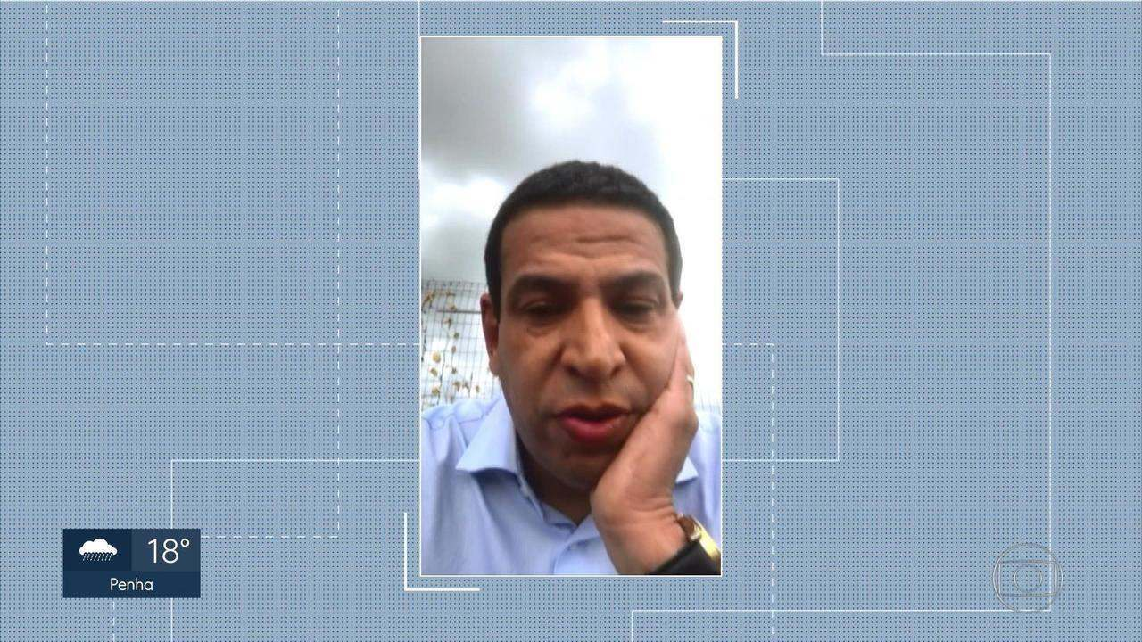 Justiça determina prisão do deputado do MDB Cabo Júlio