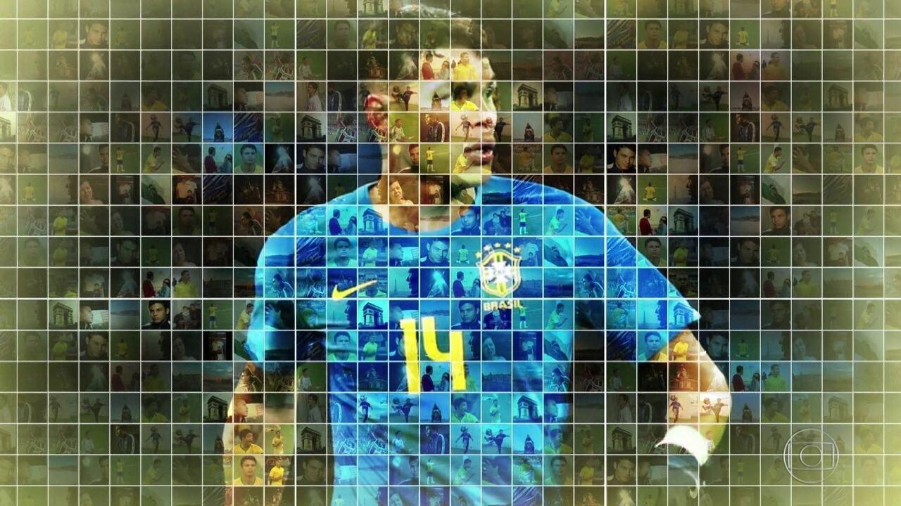 Série Copa - veja o perfil do zagueiro Thiago Silva