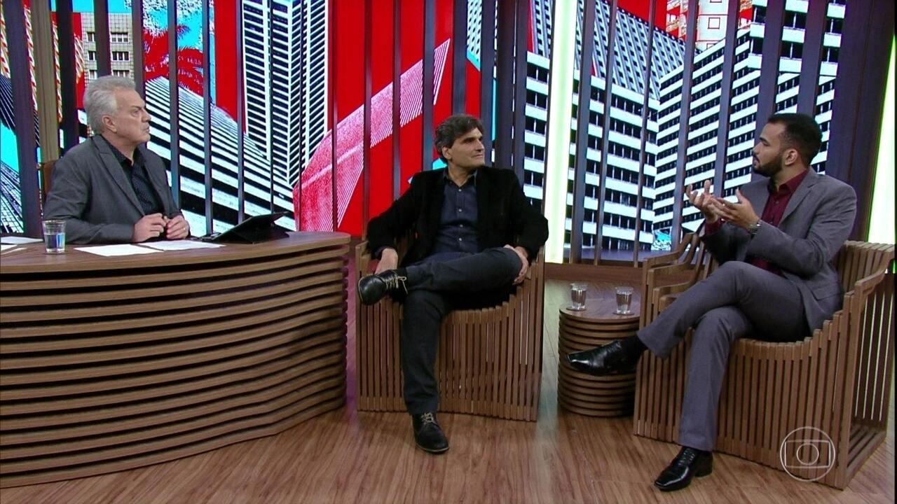 Luiz Fernando da Silva Borges fala de suas pesquisas científicas