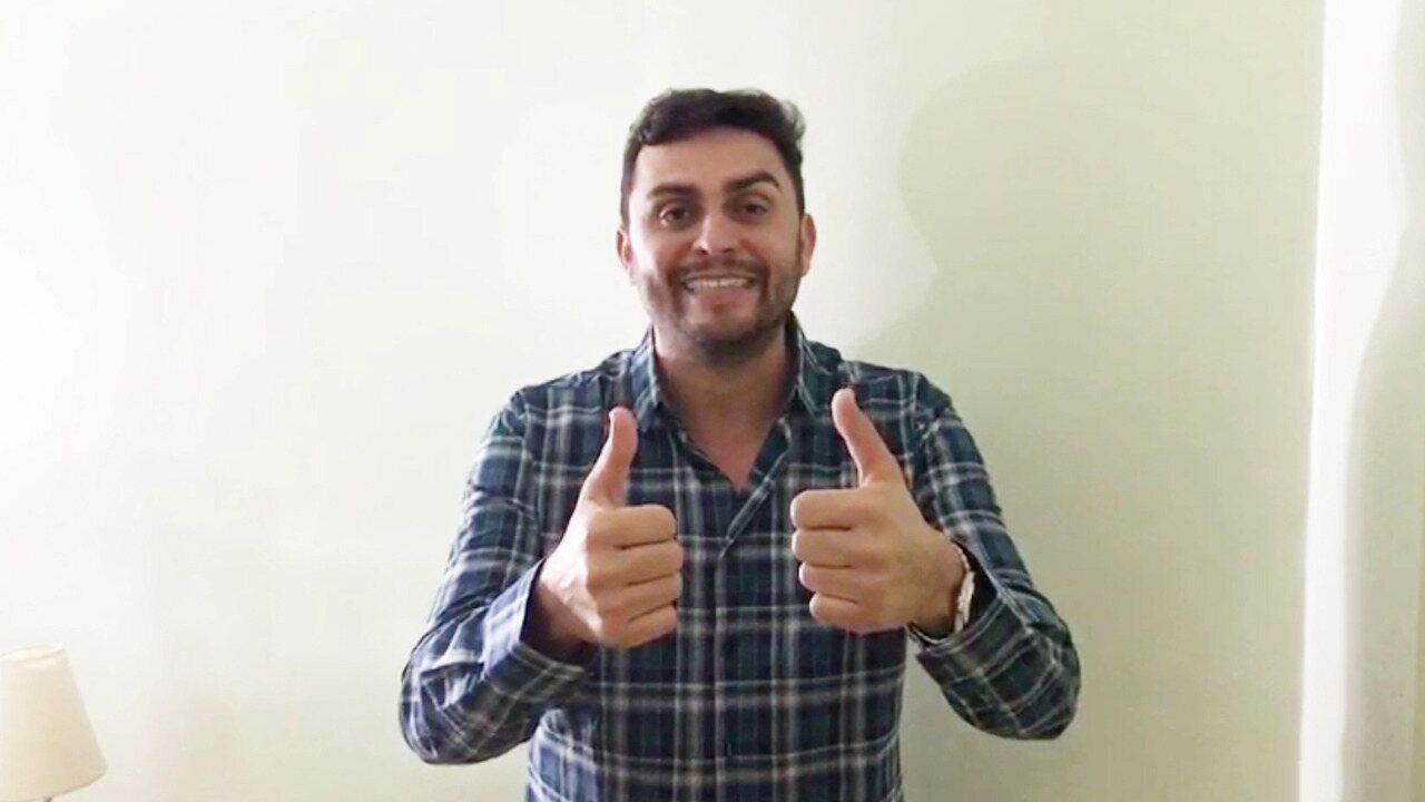 Mano Walter faz a abertura do São João 2018 de Campina Grande