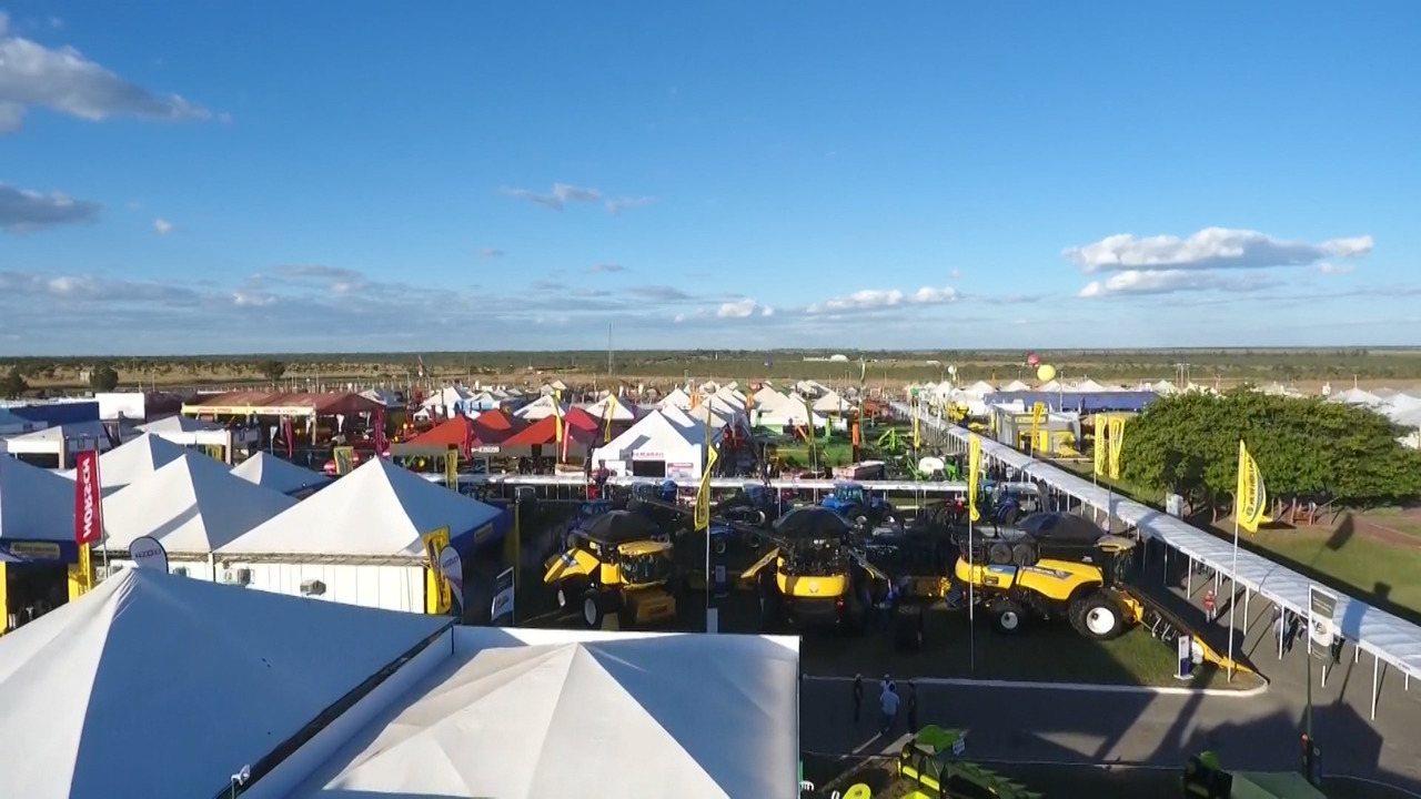 Bahia Farm Show reúne as últimas novidades em tecnologia agrícola no oeste do estado