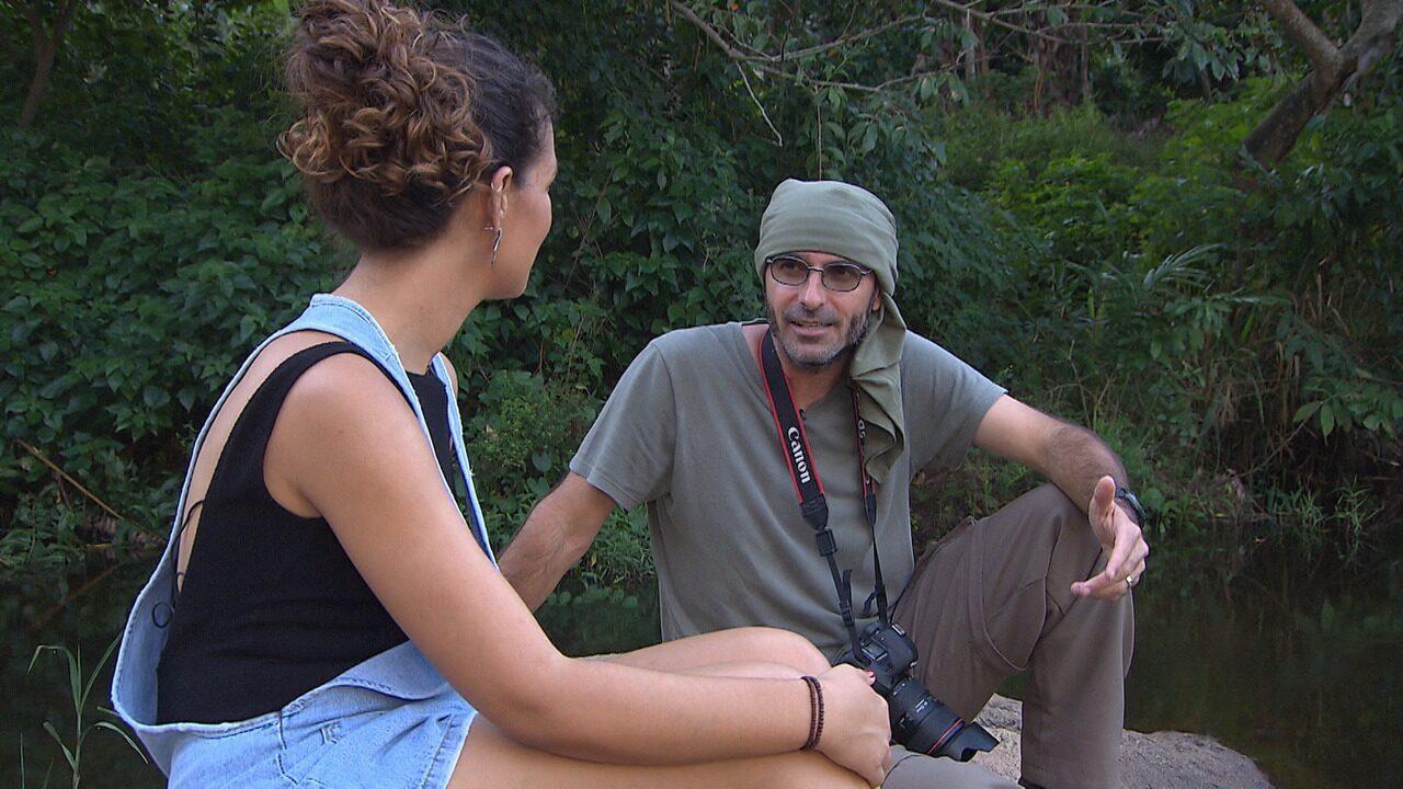 Renata entrevista o fotógrafo Rui Rezende sobre sua relação com a natureza