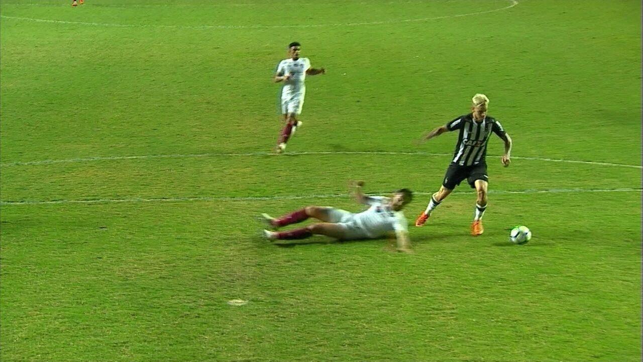 Melhores momentos: Atlético-MG 5 x 2 Fluminense pela 11ª rodada do Brasileirão