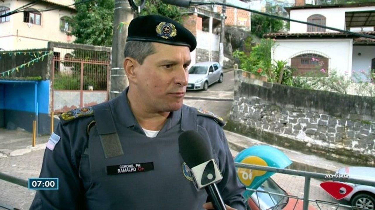 Polícia fala sobre ações no Morro da Piedade após tiroteio e violência em Vitória