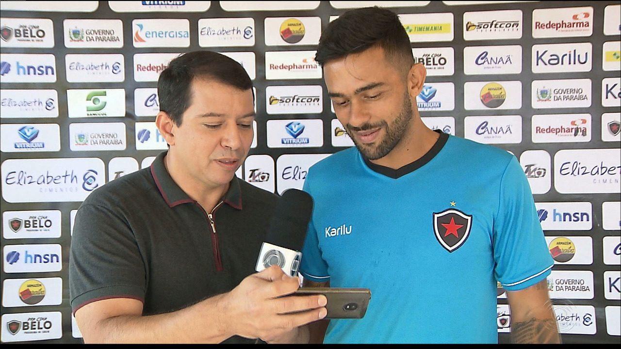 #PartiuRússia: jogadores do Botafogo-PB entram na onda para eleger o favorito na Copa