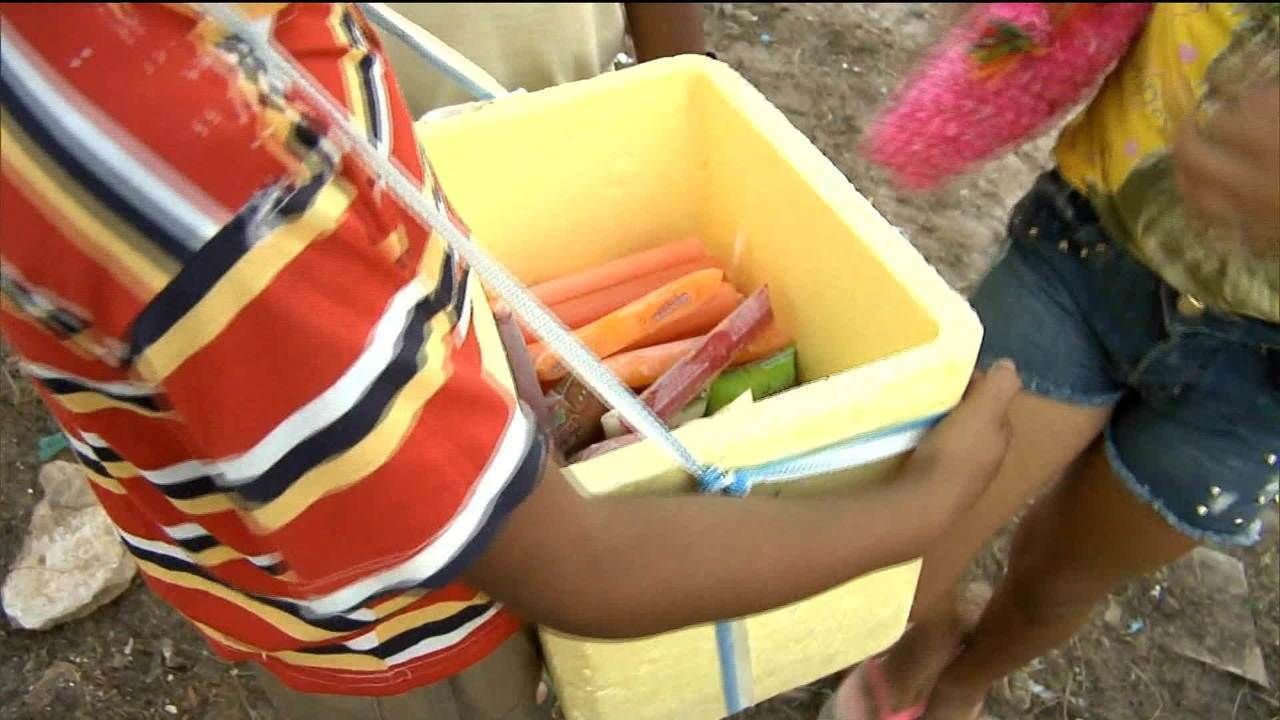 Organizações lançam campanha internacional contra o trabalho infantil