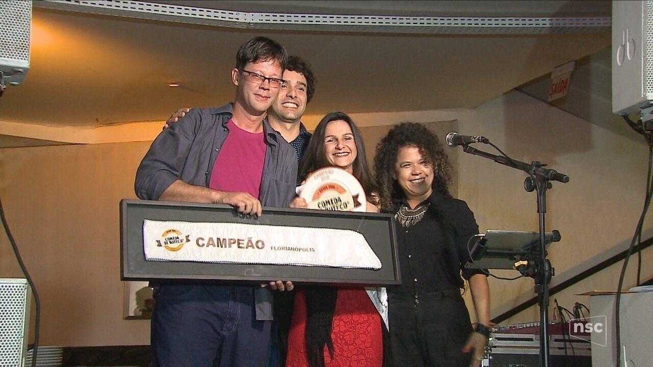 Boteco de Santo Antônio de Lisboa ganha Concurso Comida di Buteco