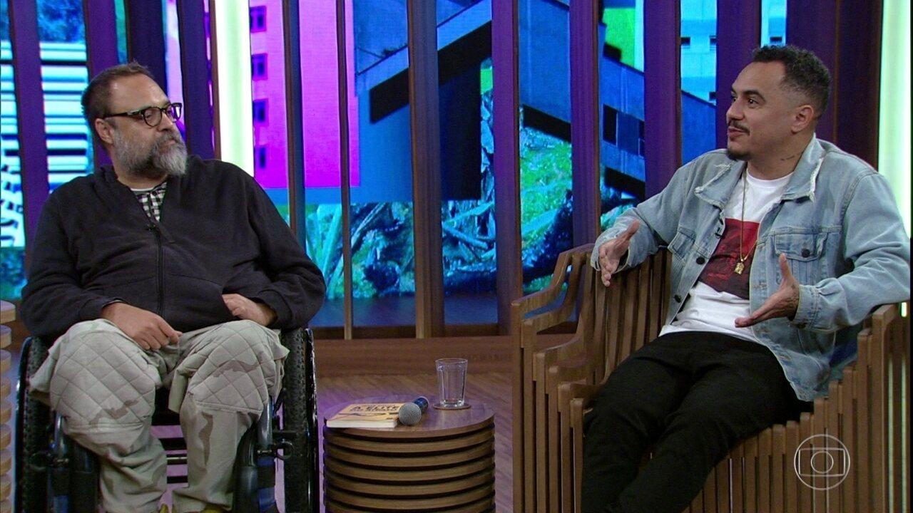 D2 e Yuka falam sobre atual fase de violência do Rio de Janeiro