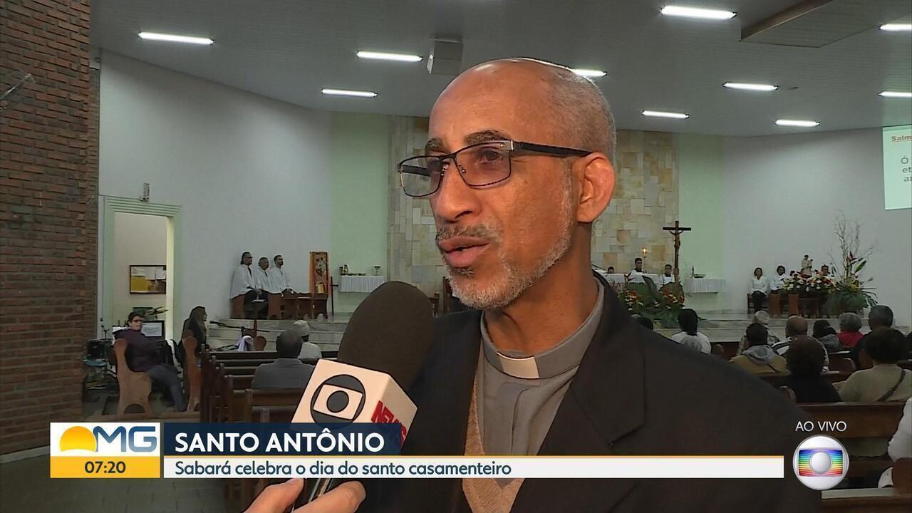 Igreja Católica celebra dia de Santa Antônio
