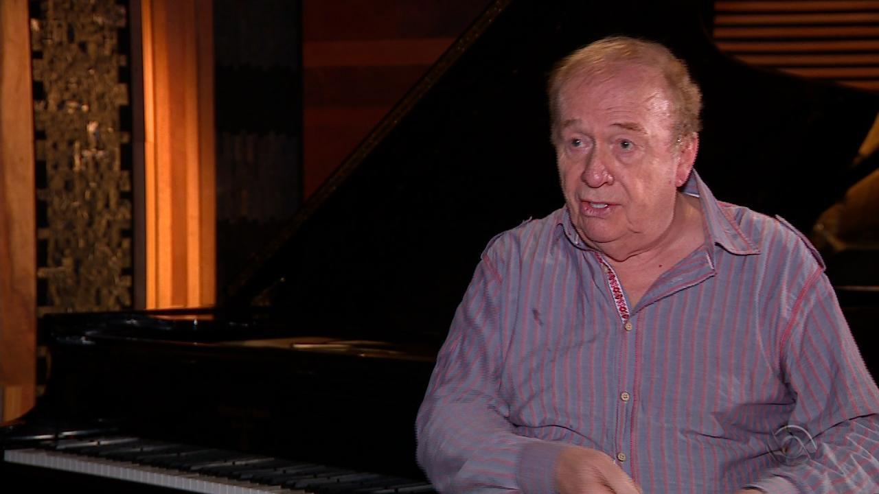 Engenheiro de som dos Beatles, Geoff Emerick faz palestra em Porto Alegre