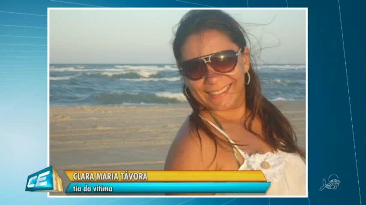 Familiares e amigos lamentam morte de Giselle, atingida com um tiro de policial