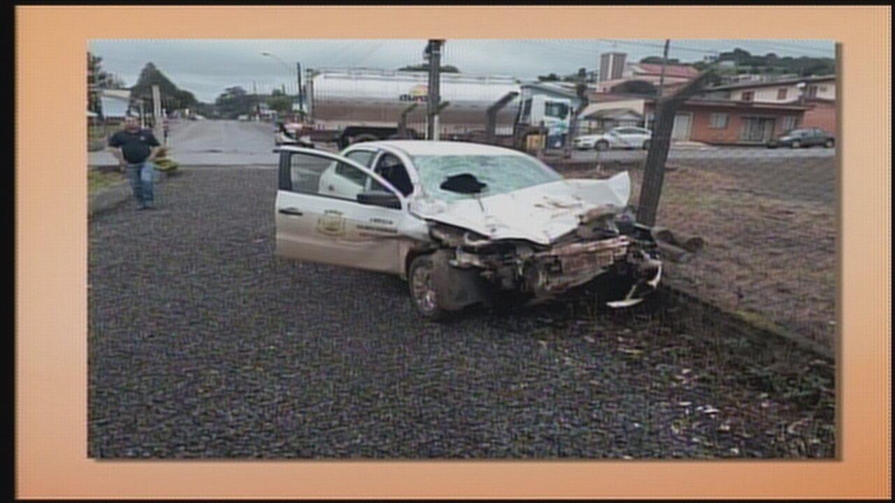 Ex-vereador de Lajeado Grande morre atropelado por veículo oficial no Oeste de SC