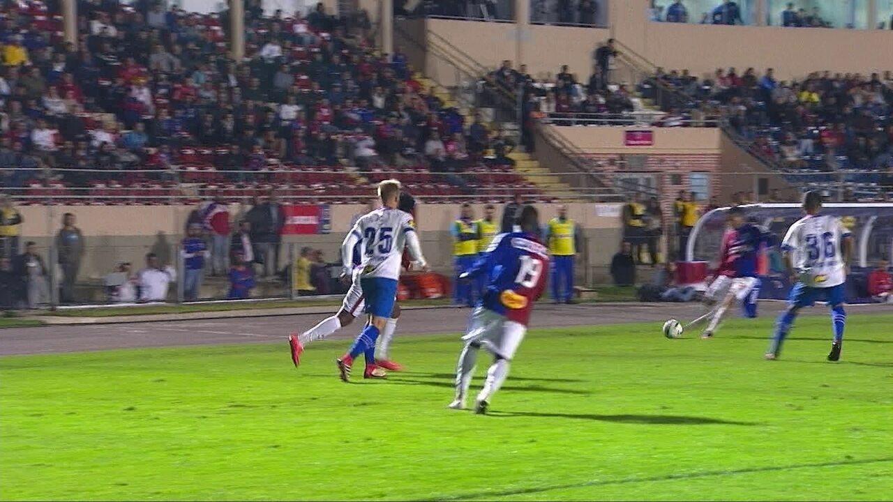 Os gols de Paraná 1 x 1 Cruzeiro pela 12ª rodada do Brasileirão 2018