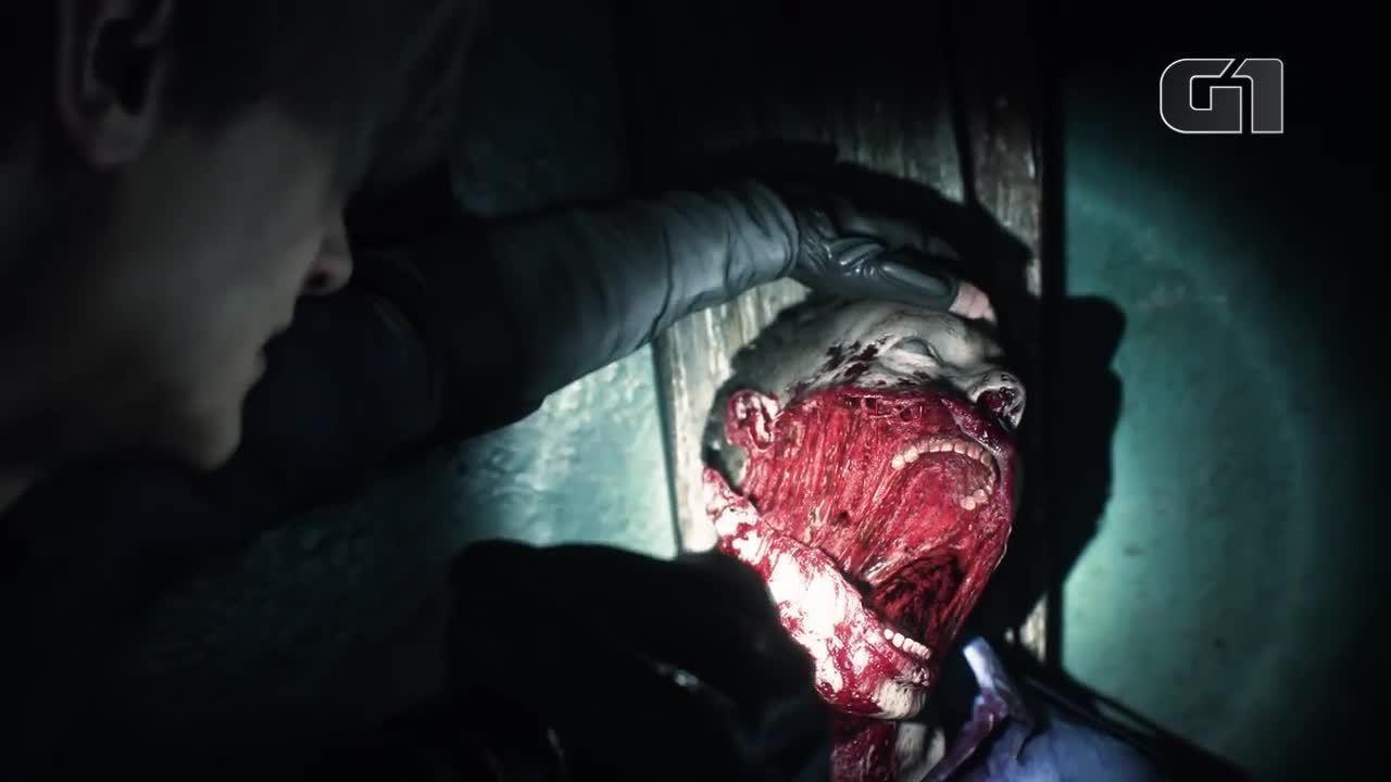 E3 2018: 'Resident Evil 2' retorna como clássico renovado