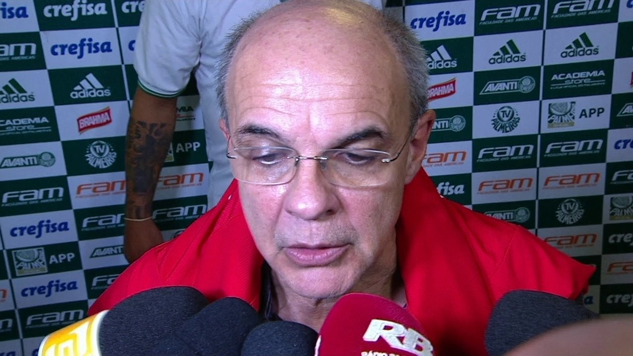 O presidente Eduardo Bandeira, do Flamengo, falou sobre a confusão no final da partida