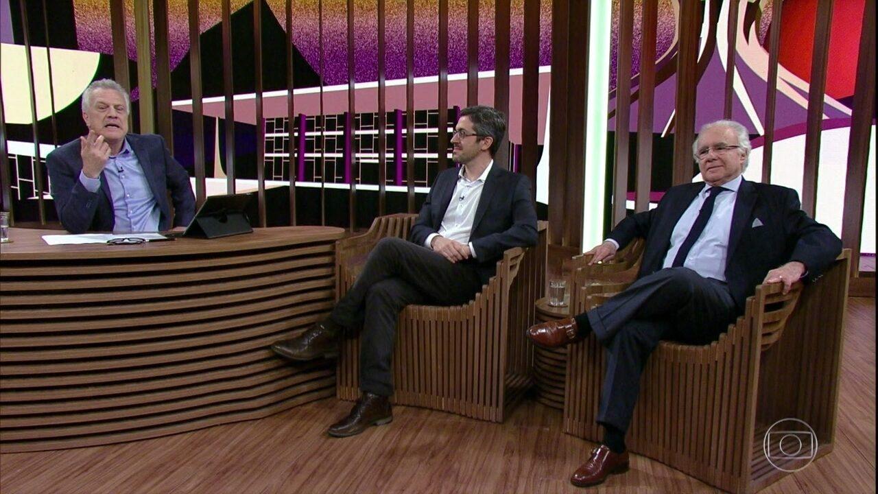 Convidados falam sobre discurso de Luís Roberto Barroso, que fez sucesso e virou até samba