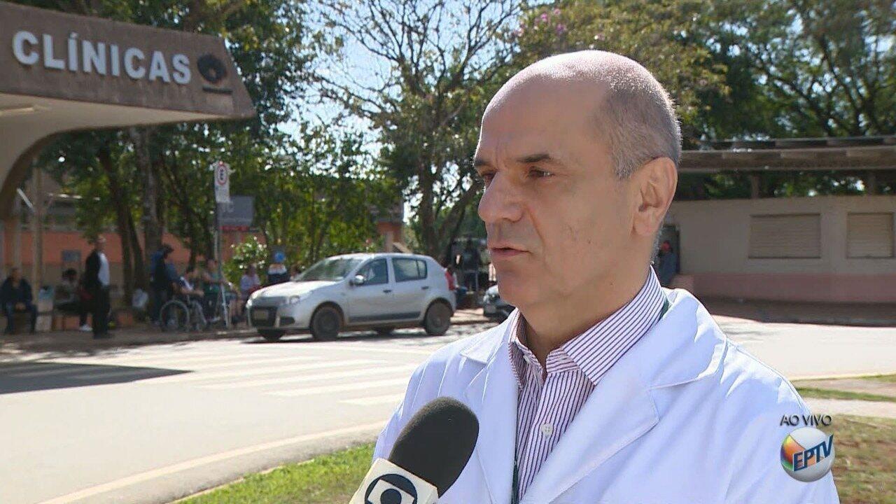 HC da Unicamp desmarca exames para pacientes com câncer