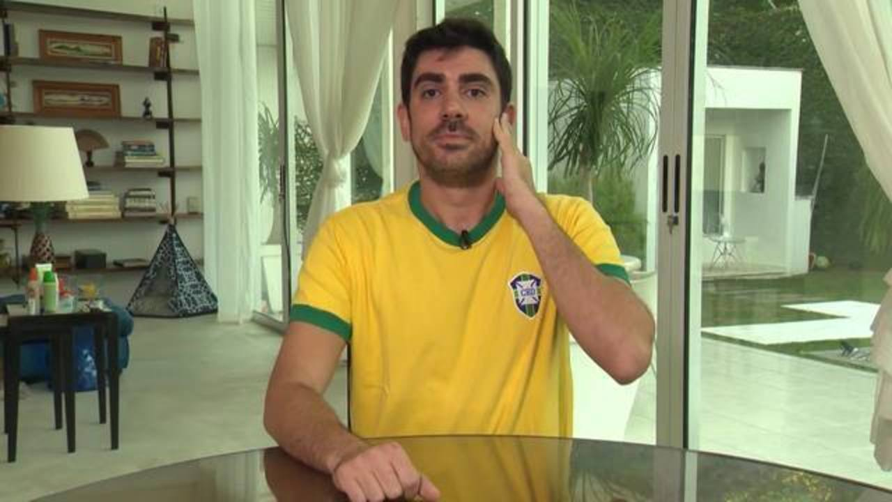 """""""Seleções Bizarras"""": Adnet tem desafio com pronúncia de jogadores da Arábia Saudita"""