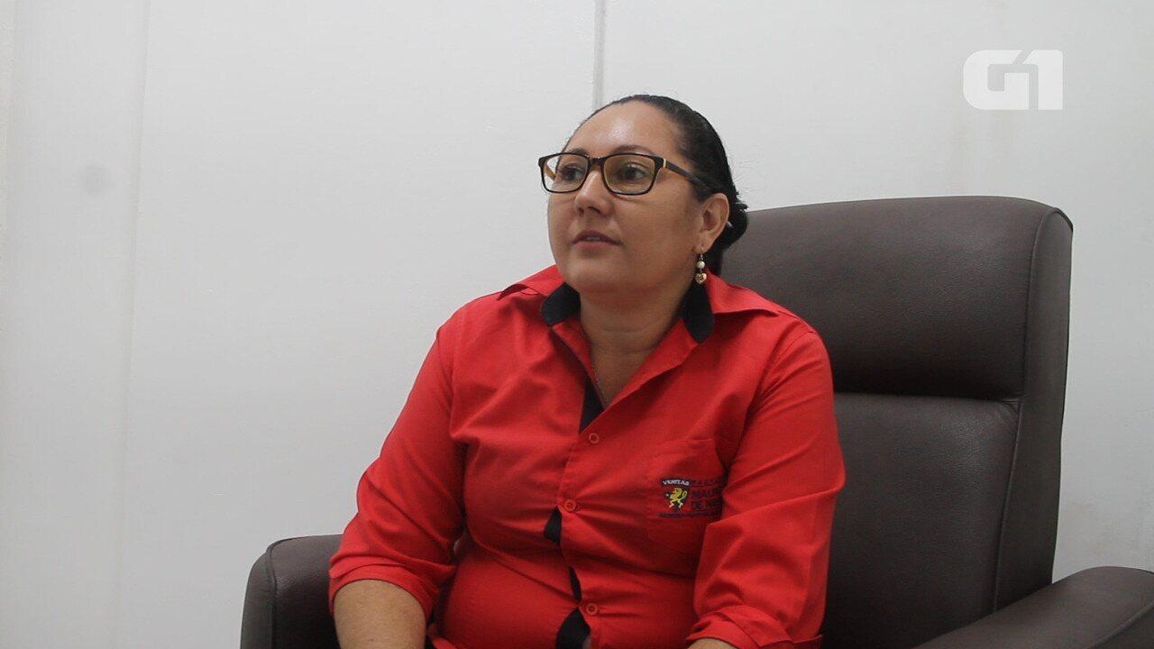 Maria Betânia Oliveira conta como curso EAD ajudou a melhorar de vida