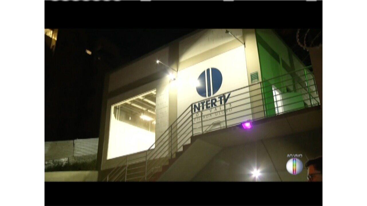 Inter TV dos Vales inaugura nova sede durante cerimônia em Coronel Fabriciano