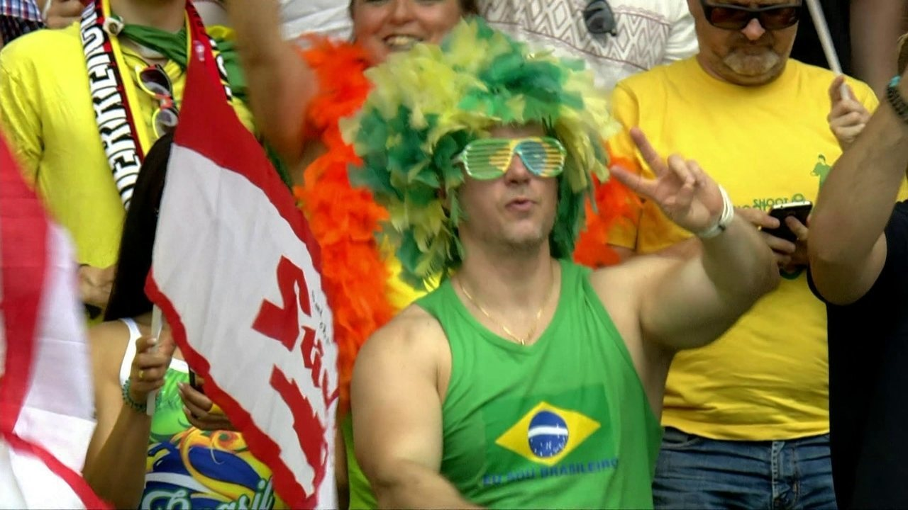 Coluna Diversão e Arte dá a programação cultural da Copa