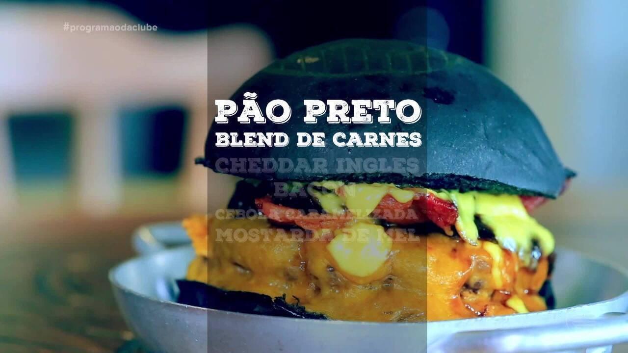 Hambúrguer ganha sabores variados conforme a cultura do país