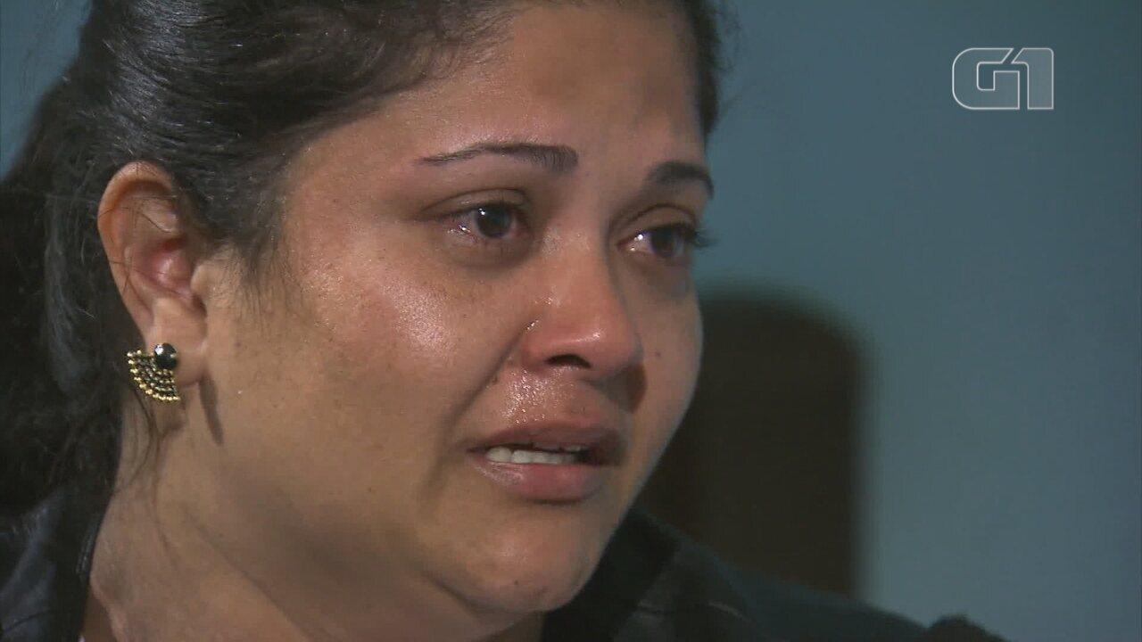Mãe de menina encontrada morta após uma semana desaparecida diz que fez alerta