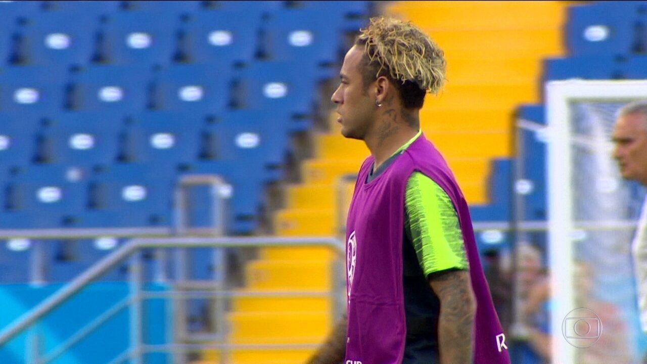 Com Neymar, seleção teve 83,3% de aproveitamento nos últimos três anos
