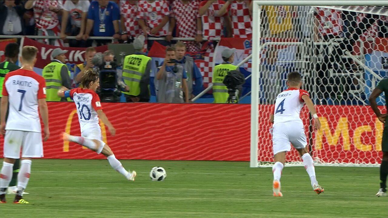 Croácia 2 x 0 Nigéria - Melhores Momentos