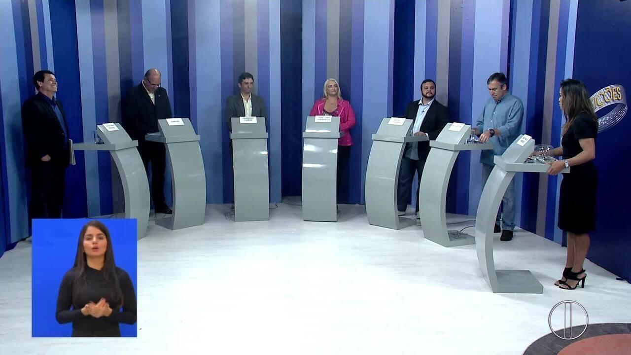Veja, na integra, o debate com os candidatos à eleição suplementar em Cabo Frio, no RJ