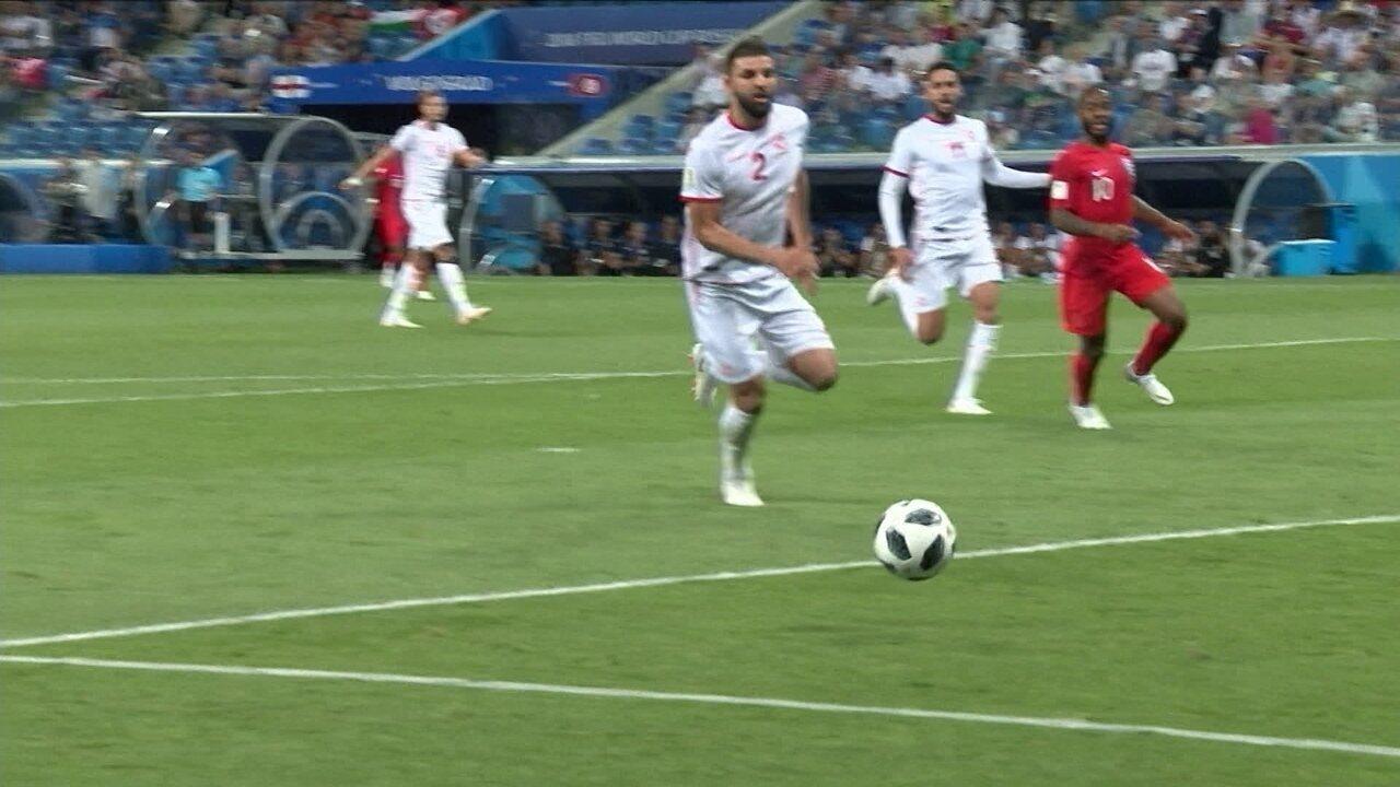 Melhores Momentos de Inglaterra 2 x 1 Tunísia pela 1ª rodada da Copa do Mundo