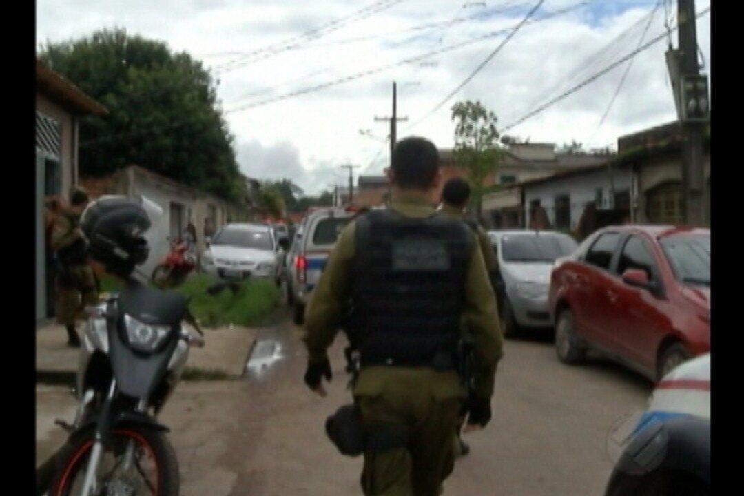 6817744 - Sete cidades do PA têm altas taxas de homicídios e Belém é a capital com mais mortes violentas no Brasil