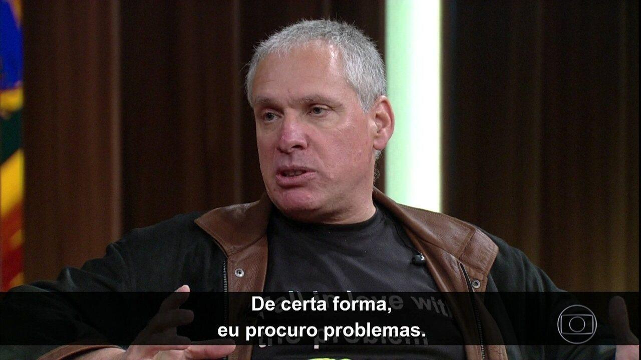Uri Levine explica sua filosofia