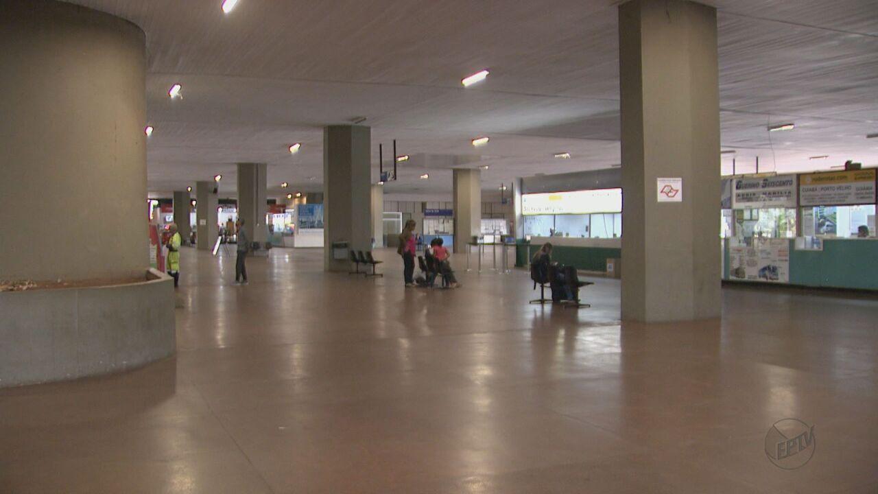 Comerciantes reclamam de insegurança e furtos na rodoviária de Araraquara, SP