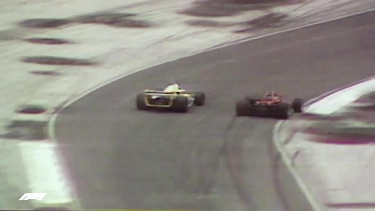 Villeneuve e Arnoux travam duelo épico no GP da França de 1979