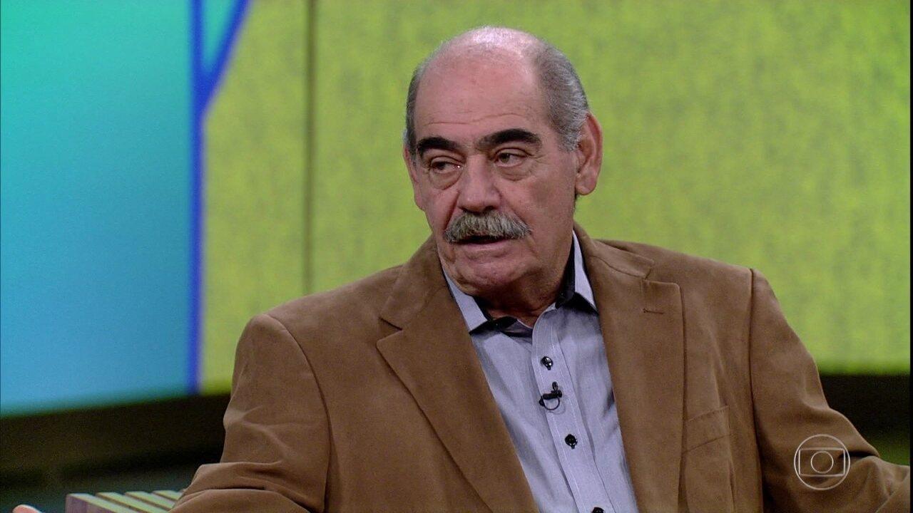 Rivellino afirma que jogadores não sentiam pressões políticas na época da ditadura