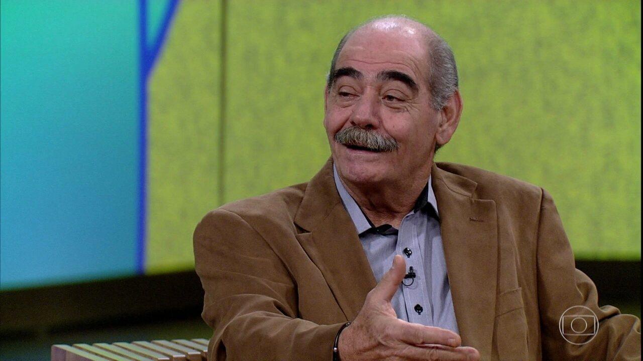 Rivellino fala sobre polêmica envolvendo o técnico João Saldanha