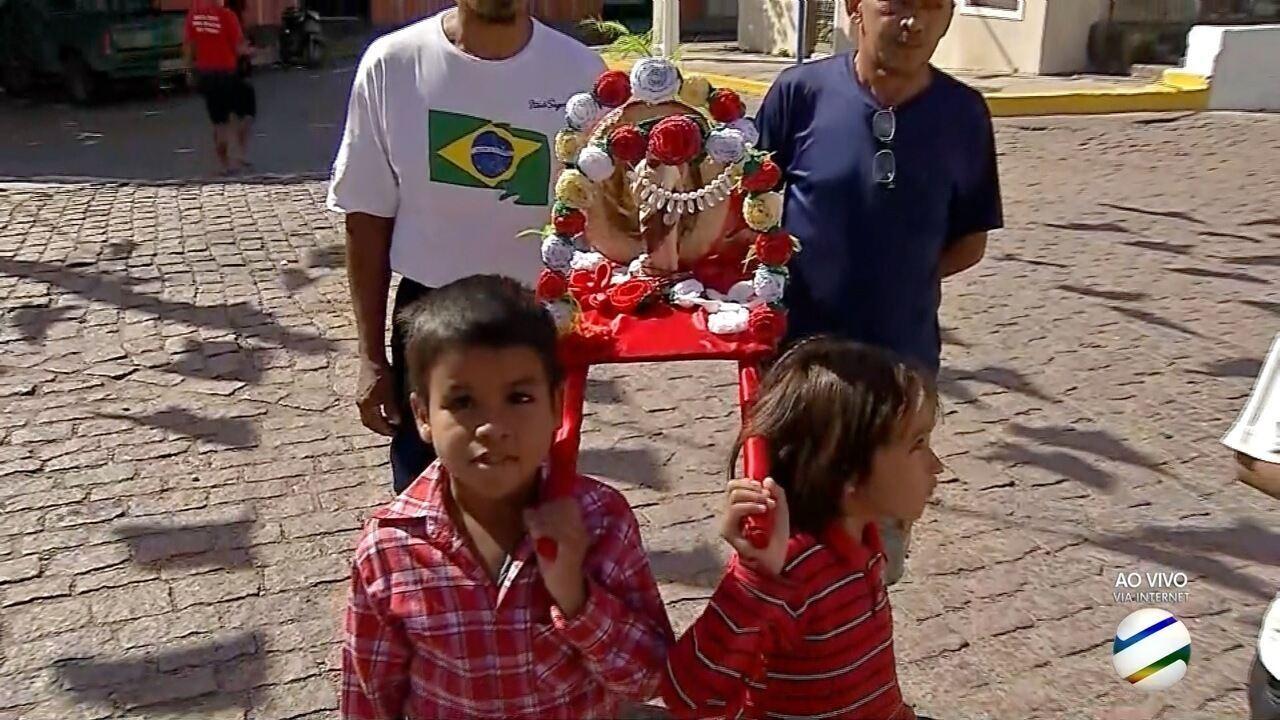Corumbá está pronta para o Arraial do Banho de São João