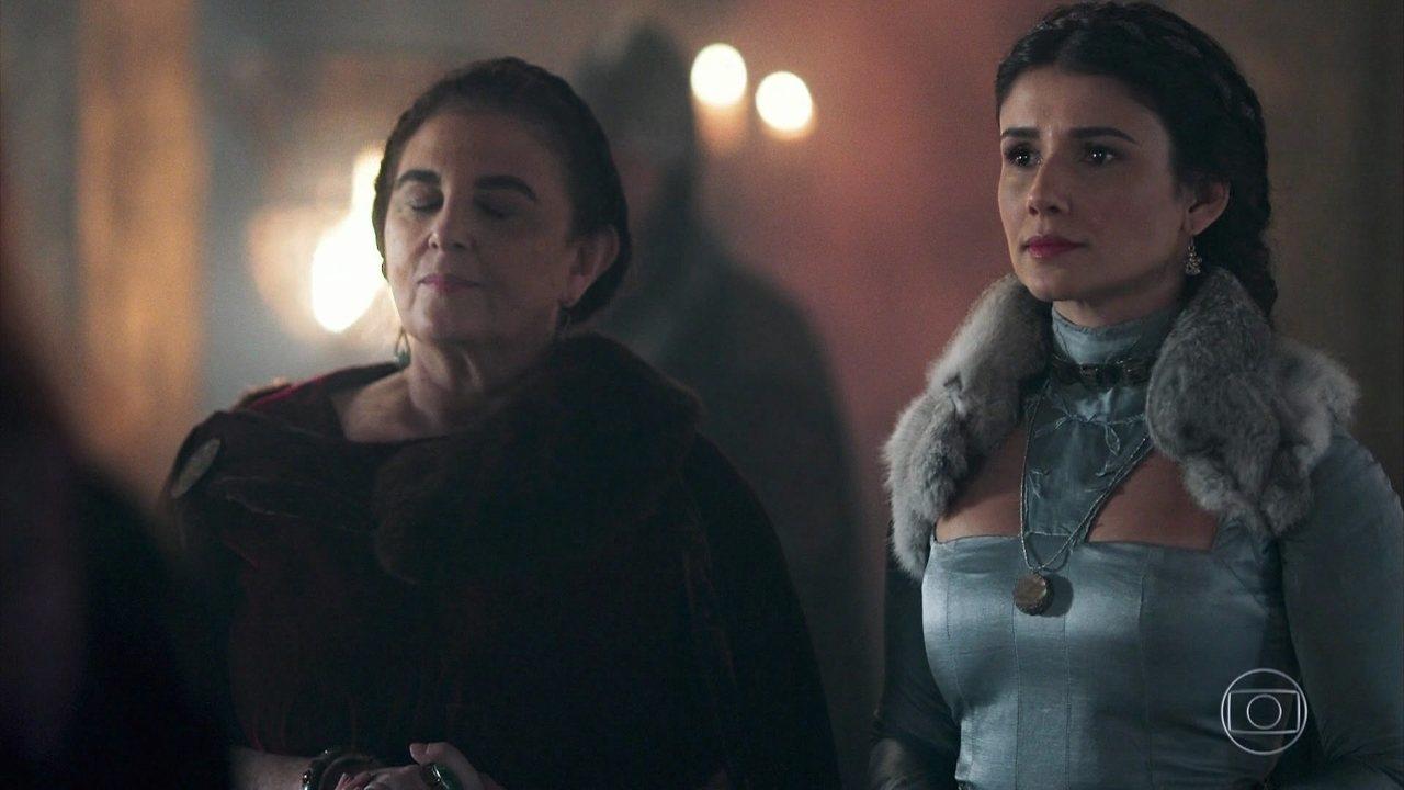 Princesa Beatriz conhece Afonso