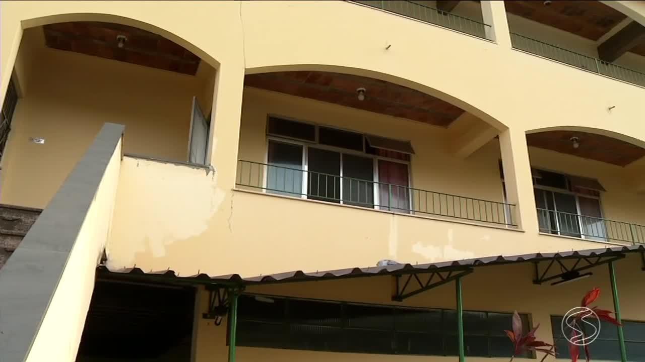 Asilo na Vila Vicentina, em Barra Mansa, RJ, enfrenta problemas financeiros
