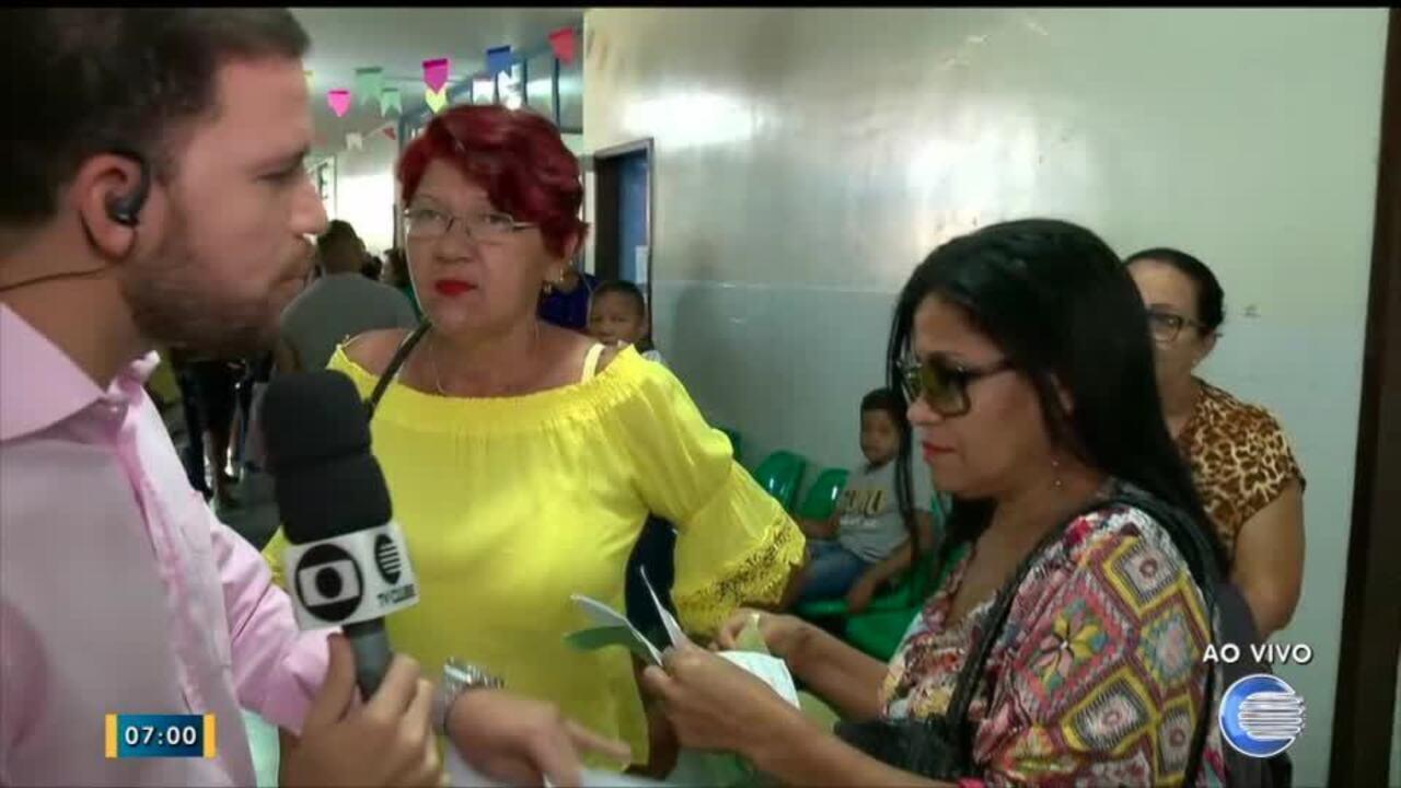 Médicos da rede municipal de saúde paralisam atividades pela sexta vez no ano