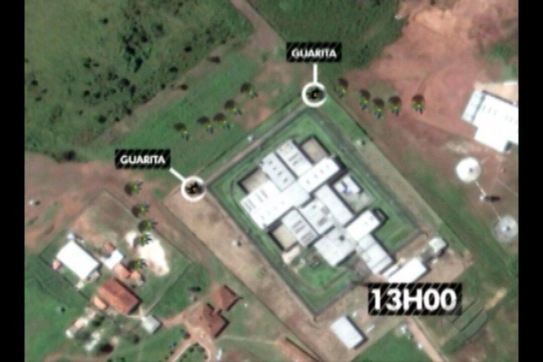 Polícia faz buscas para capturar fugitivos de presídio de segurança máxima no Pará