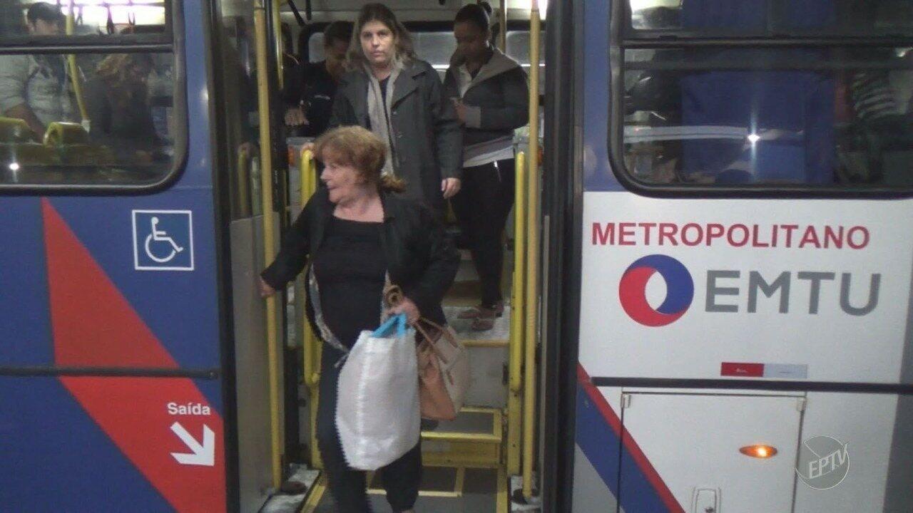 Mesmo com ações da EMTU, passageiros enfrentam dificuldades no transporte metropolitano da RMC