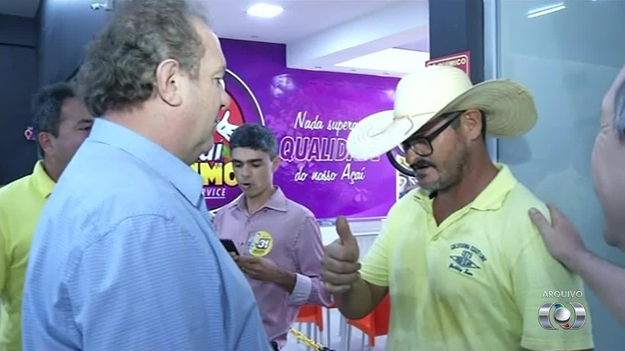 Carlesse comemora aniversário com a família após eleição; posse será dia 9 de julho