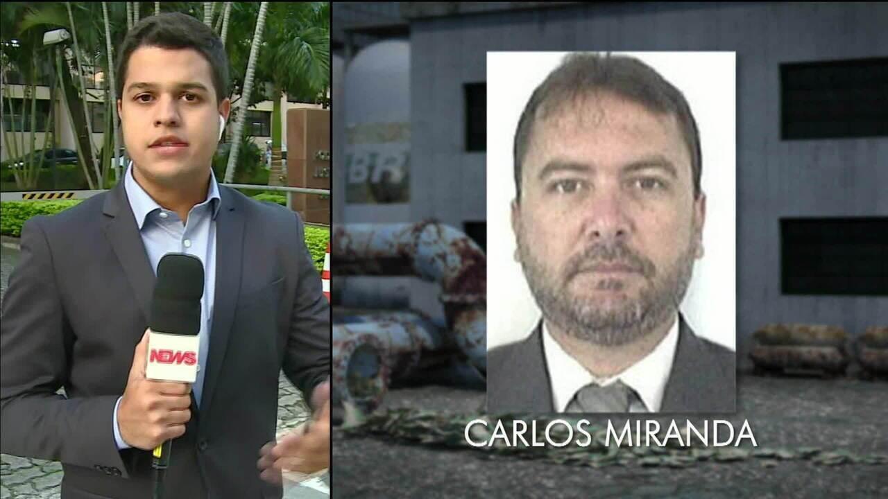 Carlos Miranda diz que Sérgio Cabral recebia propina desde 2007