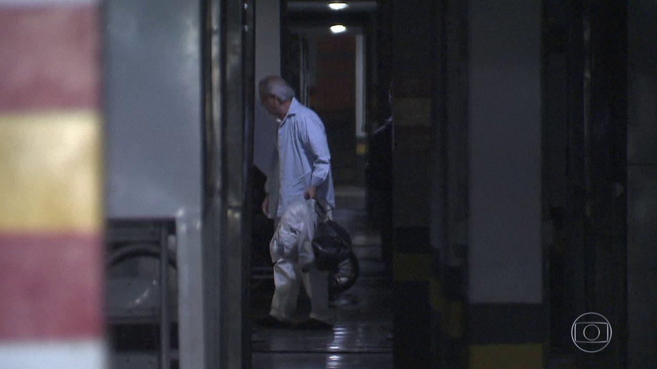José Dirceu já está em casa depois de conseguir habeas corpus no STF