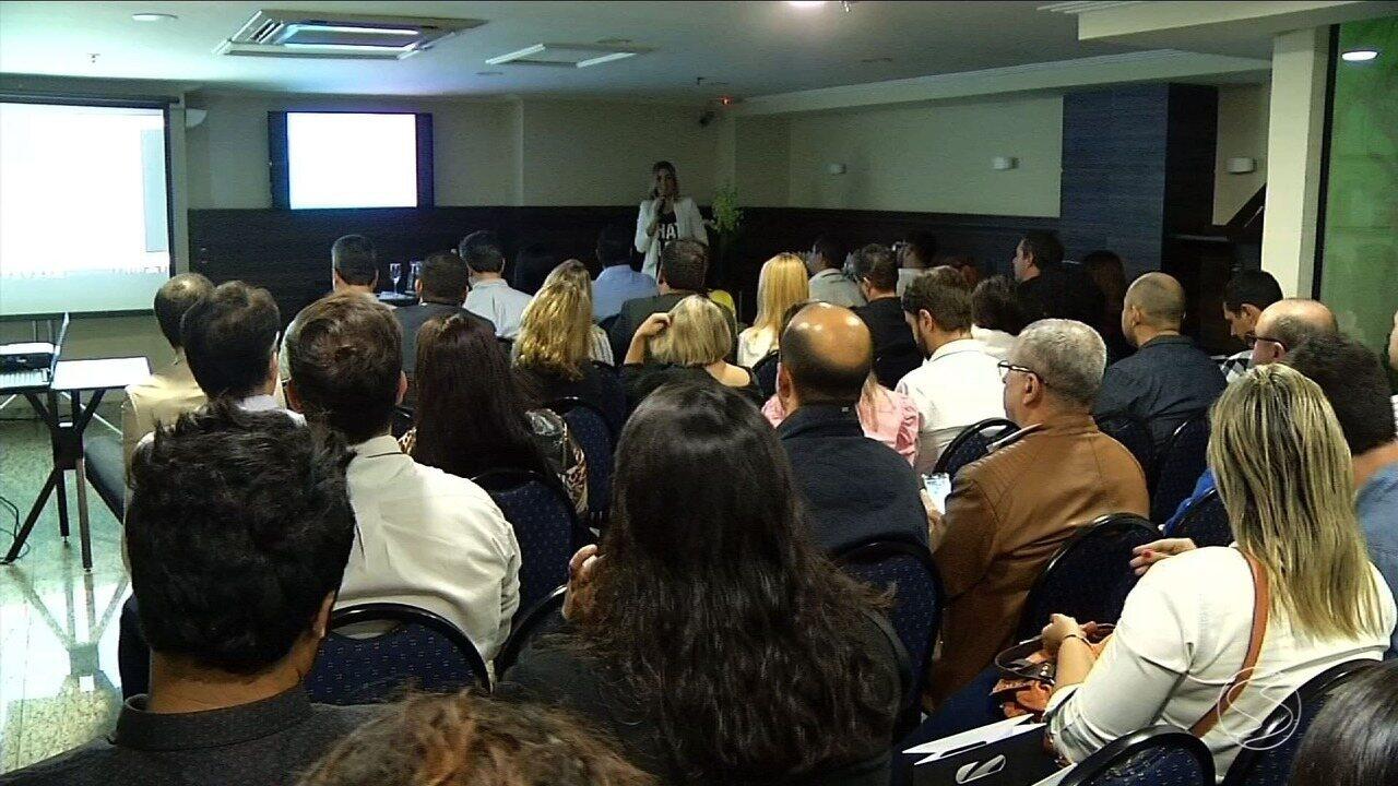 TV Rio Sul promove evento em comemoração ao Dia do Mídia em Volta Redonda, RJ